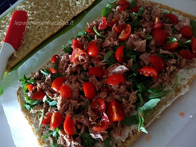 ricetta torta salata