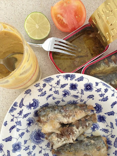 sandwiche, sardine, Sweet Kwisine