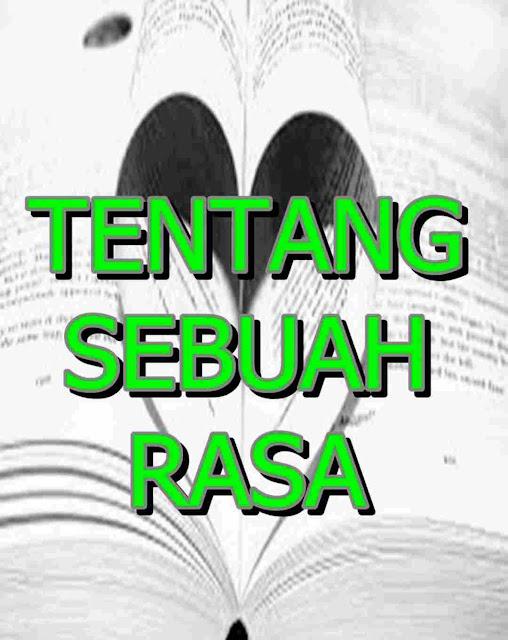 TENTANG SEBUAH RASA Karya Masda Mandor PDF