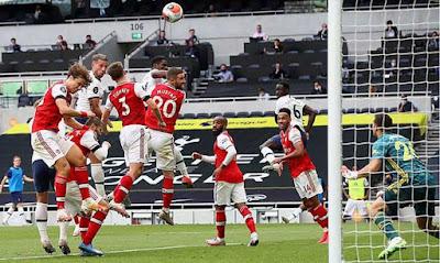 Video Tottenham 2-1 Arsenal: Bước ngoặt phút 81 định đoạt derby