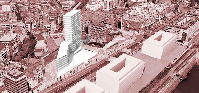 Proyecto modificado de Torre Pormetxeta