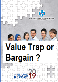 Is CSC a value trap or bargain?