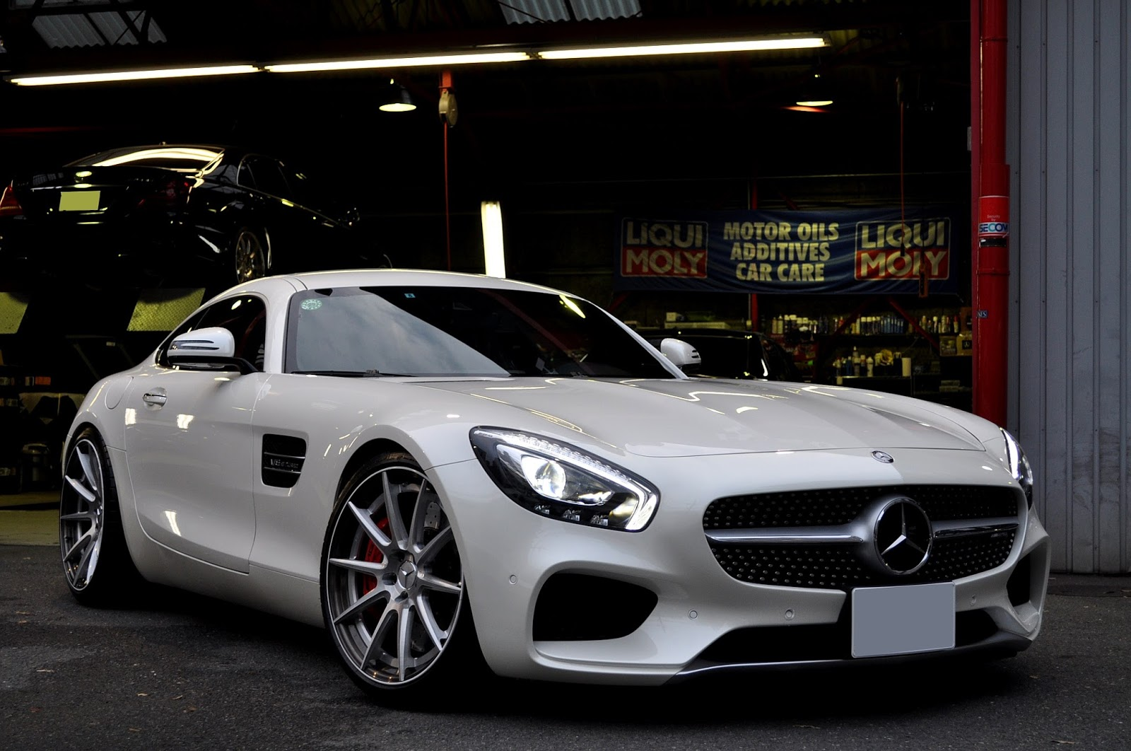 mercedes amg gts on 21 bc forged hb04 benztuning. Black Bedroom Furniture Sets. Home Design Ideas