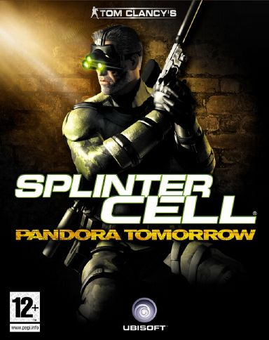 Tom Clancy's Splinter Cell Pandora Tomorrow- Highly Compressed 284 MB - Full PC Game Free Download