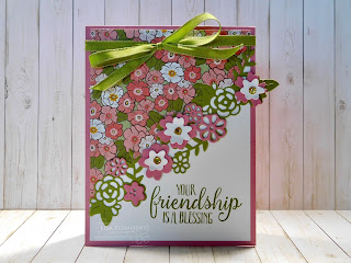 Try It Thursday - Ornate Borders Friendship Card (Ornate Garden Suite Early Release!)