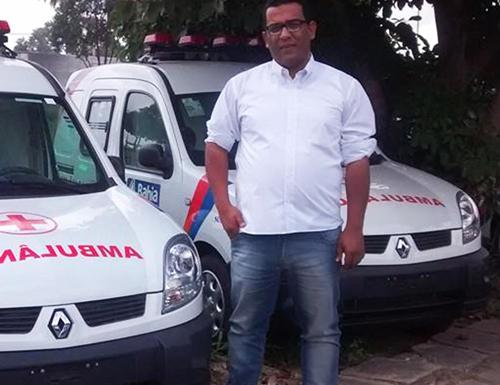 Vereador de Andorinha é morto a tiros dentro de fazenda