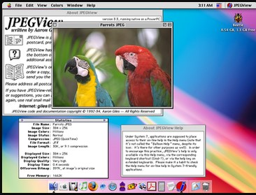 JPEGView  - افضل برامج فتح الصور مجانية