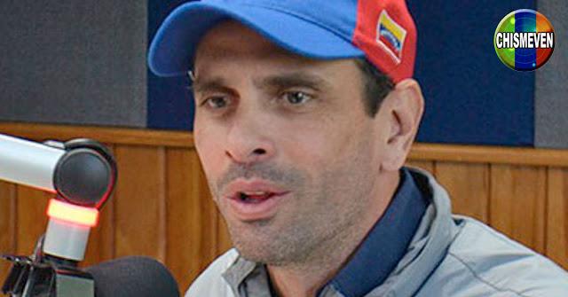 """$$$ Capriles está ansioso por usar """"bien"""" los recursos que tenemos en el exterior $$$"""