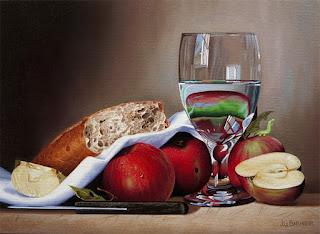realistas-pinturas-de-bodegones-arte-sobre-lienzo cuadros-al-oleo-realistas-bodegones