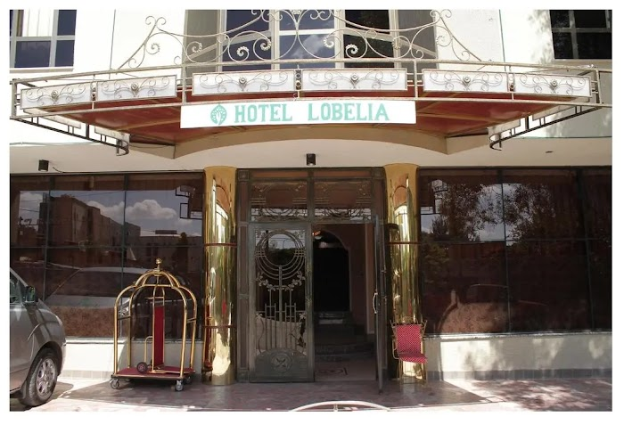 Hotel Lobelia, Addis Ababa, Ethiopia