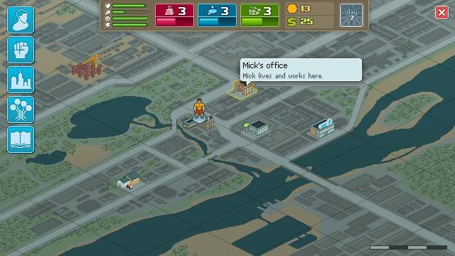 Punch Club PC Gameplay
