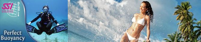 scuba plus centro buceo en menorca, especialidad flotabilidad