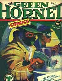 Green Hornet Comics Comic
