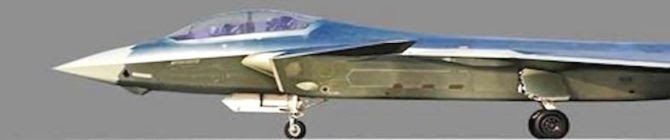 Why Two Heads Would Be Better Than One For China's 'Mighty Dragon' Fighter Jet: Chinese Media