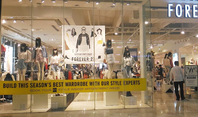 Forever21 Style Insider, Forever 21 personal styling services