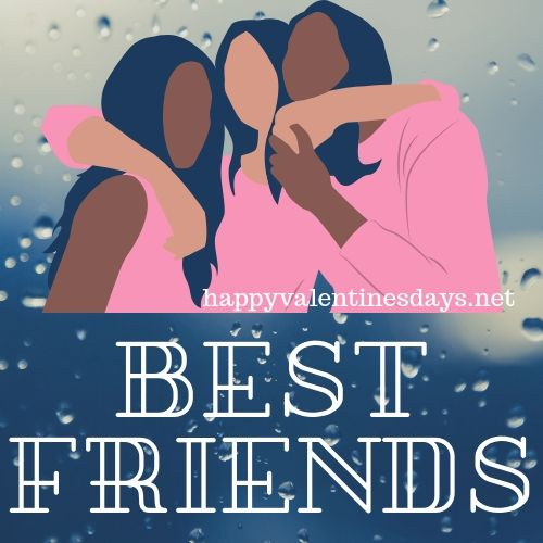 3 best friends images