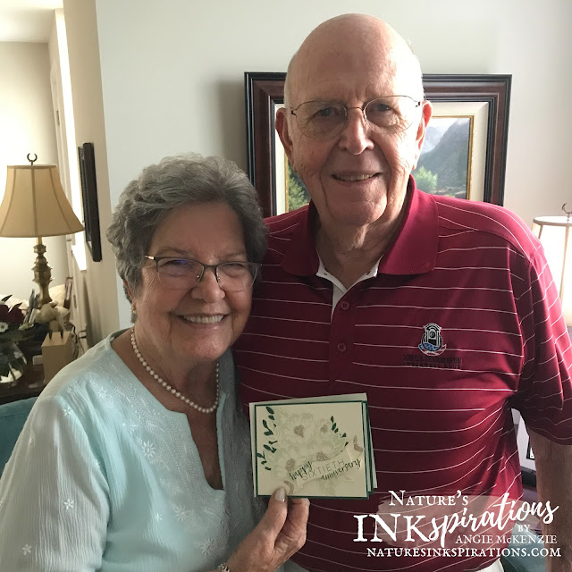 My loving parents on their 60th Wedding Anniversary   Nature's INKspirations by Angie McKenzie