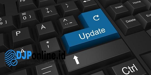 Cara Update e-Faktur