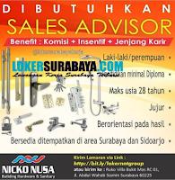 Lowongan Kerja Surabaya di Niko Nusa Terbaru Maret 2020