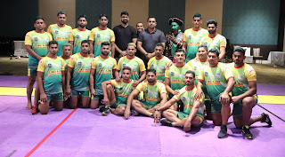 Patna Pirates | Patna Pirates Team 2019 | Patna Pirates Squad Season 7