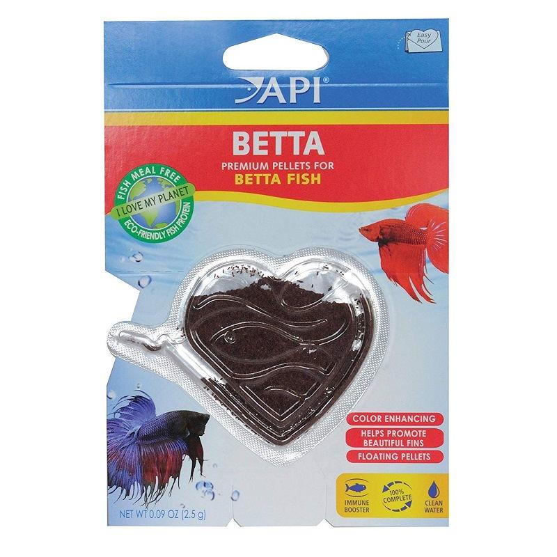 Image Betta Fish Food Alternatives-API Betta Fish Food