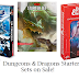 Dungeons & Dragons Starter Kits On Sale (including Stranger Things Special Edition!)