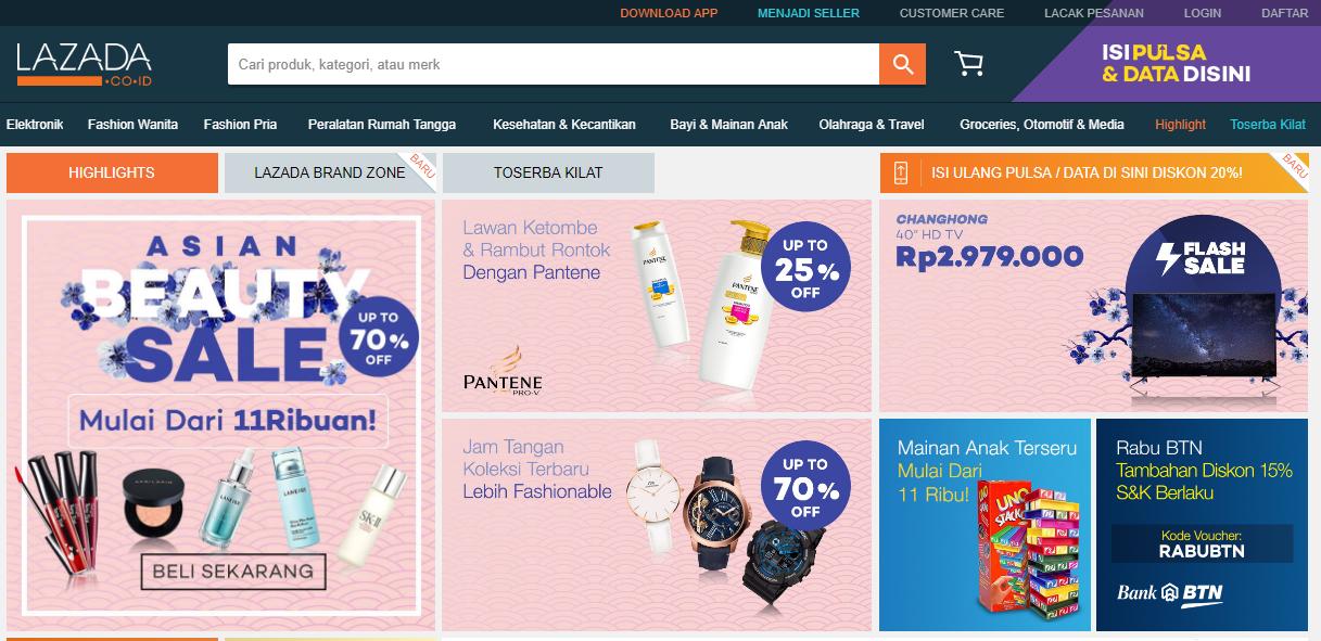 Belanja Online Di Lazada, Lebih Baik Bayar Langsung Atau ...