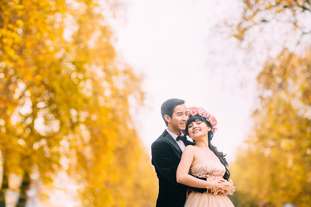 Pemotretan Pre-Wedding