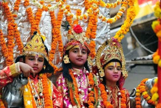 celebrations of Ram Navami