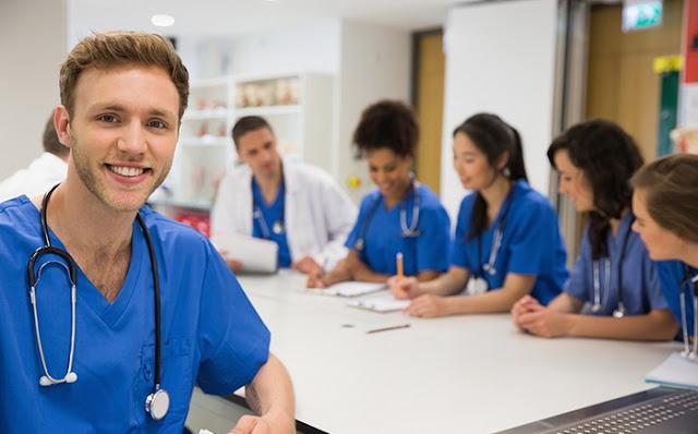 Điều kiện du học Mỹ ngành y tá