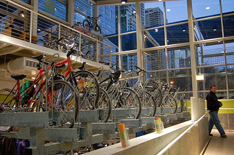 A Downtown Bike center. Is this the next big thing for Minneapolis?