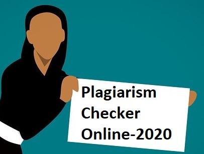Free Plagiarism Checker online for blogger websites