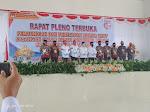KPU Tetapkan Paslon MS - SM Dengan Nomor Urut 01 Di Pilkada Taliabu