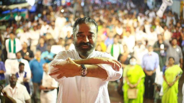 கமல் எனும் அரசியல் நடிகன்.... கோவையில் கமலஹாசன் போட்டியிடுவது ஏன்....?