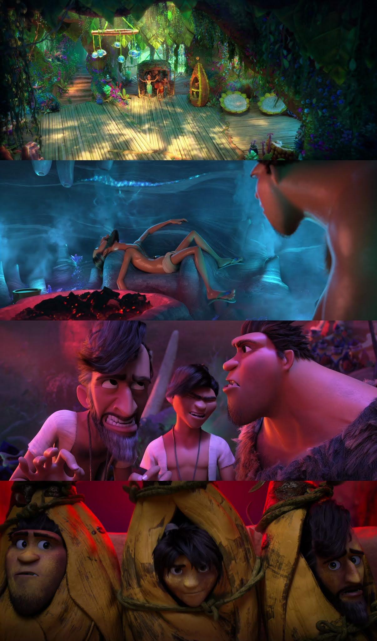 Los Croods 2 Una Nueva Era (2020) HD 1080p Latino