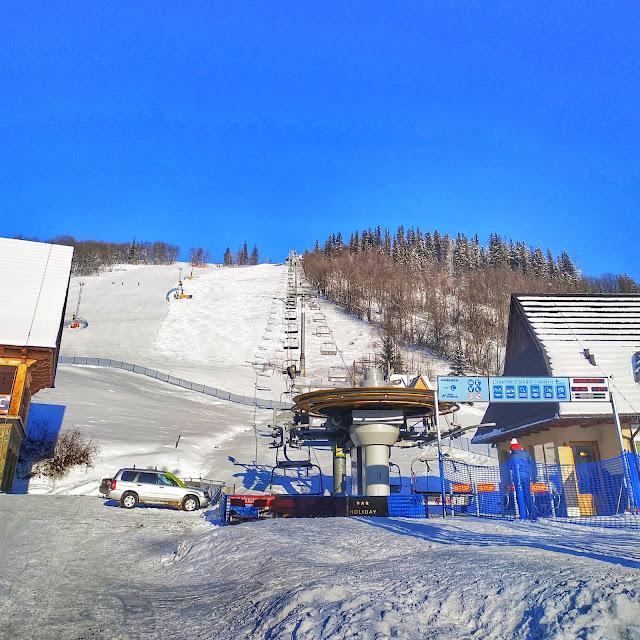 Harenda wyciąg w okolicy Zakopanego, gdzie się nauczyć jeździć na nartach