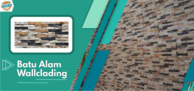 harga wall clading mozaik 2019 di jakarta
