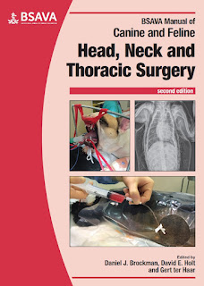 BSAVA Manual of Canine and Feline Head, Neck and Thoracic Surgery 2nd Edition