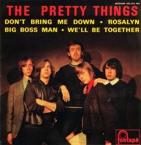 The Pretty Things Rosalyn Big Boss Man