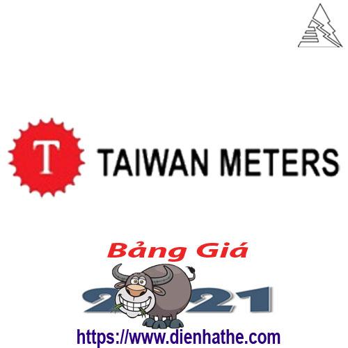 Bảng Giá Thiết Bị Điện Taiwan 2021