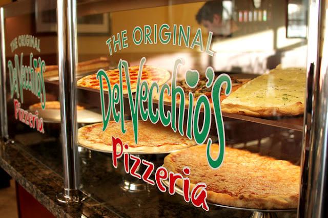 Del Vecchios Pizzeria em Fort Lauderdale