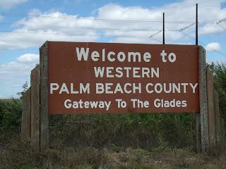 Entrada a The Glades