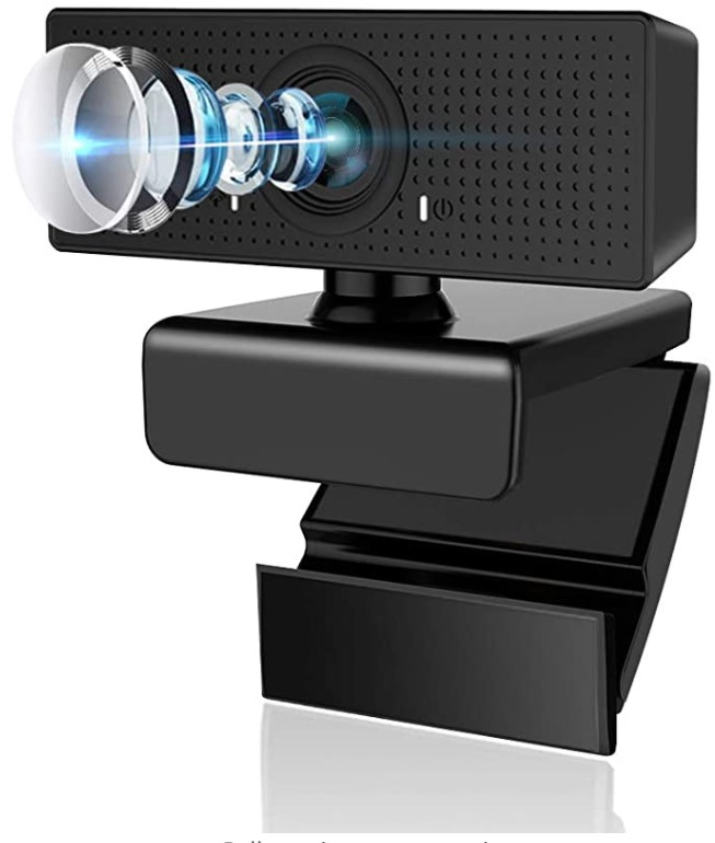 Admitrack Webcam with Microphone