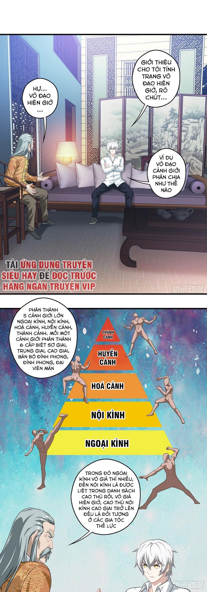 Ta Tu Linh Mạch Ở Hoa Hạ chap 7 - Trang 1