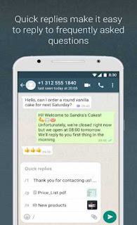 WhatsApp Business Apk v2.20.47 Latest android