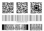 40+ Download Gratis Vector EPS Barcode Digital dan Template Vektor Stiker