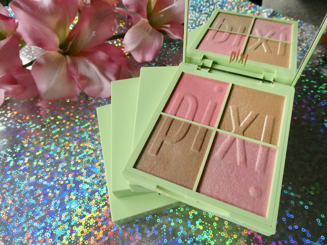Trying the New Pixi 'Eye Effects' and 'Nuance Quartettes'