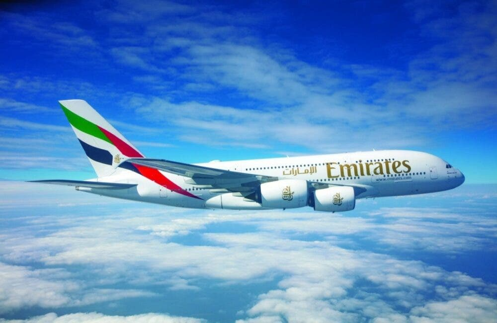 Emirates Prepares Its First Airbus A380 Super Jumbo For Retirement