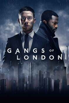 Gangs of London 1ª Temporada Torrent - WEB-DL 720p Dual Áudio