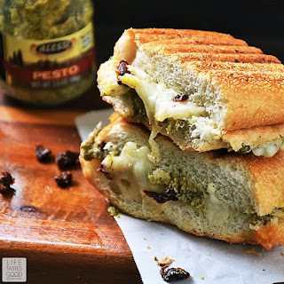 Grilled Turkey Sandwich by Life Tastes Good